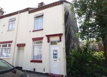 Thumbnail 2 bed terraced house for sale in Burnham Street, Fenton, Stoke-On-Trent