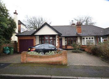Thumbnail 4 bed semi-detached bungalow for sale in Knighton Close, Woodford Green