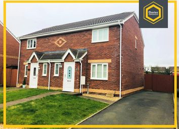 Thumbnail 3 bedroom semi-detached house to rent in Pant Bryn Isaf, Llwynhendy, Llanelli