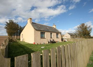 Thumbnail 3 bedroom detached house for sale in Longmanhill, Banff