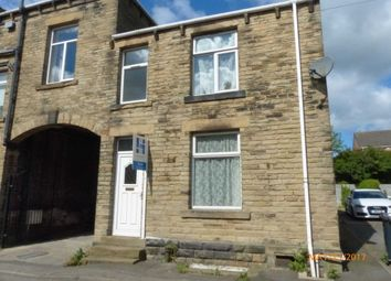 Thumbnail 2 bed end terrace house to rent in Industrial Street, Hightown, Liversedge, West Yorkshire