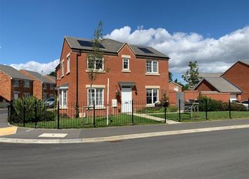 Thumbnail 3 bed semi-detached house for sale in Darsdale Drive, Raunds, Wellingborough