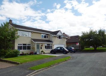 Thumbnail 4 bed detached house for sale in Oaklands Drive, Lymm, Cheshire