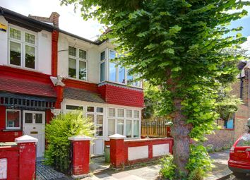 Thumbnail 4 bed end terrace house for sale in Silverton Road, Hammersmith, London