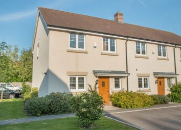 Thumbnail 3 bed terraced house to rent in Meadow Close, Lavant, Chichester