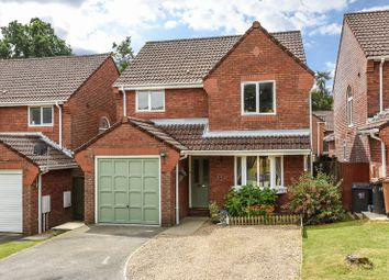 Thumbnail 3 bedroom detached house for sale in Rufus Close, Rownhams, Hampshire
