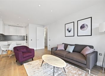 Thumbnail 1 bed flat to rent in Queen's Park Penthouses, 105-109 Salusbury Road, London