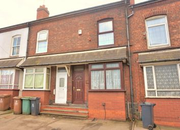 Thumbnail 3 bedroom terraced house for sale in Darlaston Road, Walsall