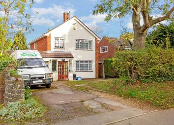 Thumbnail 4 bedroom detached house for sale in Hertford Road, Stevenage