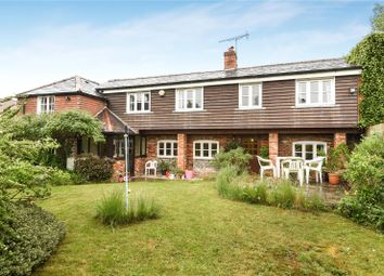 Thumbnail 4 bed detached house for sale in Cheriton, Alresford, Hampshire