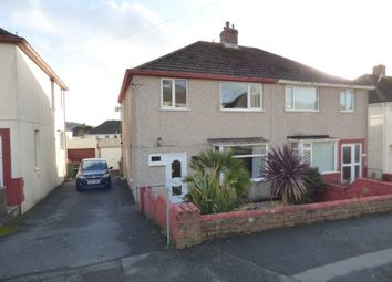 3 bed semi-detached house for sale in Woodford Avenue, Plympton, Plymouth PL7