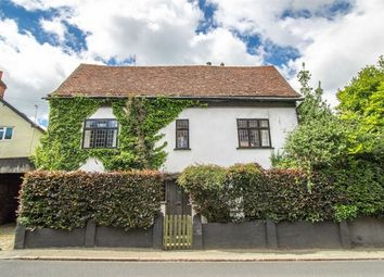 Thumbnail 5 bed detached house for sale in Swan Street, Sible Hedingham, Halstead