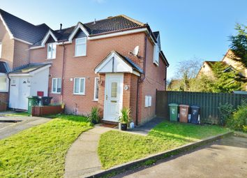 Thumbnail 3 bed end terrace house for sale in Orwell Drive, Didcot