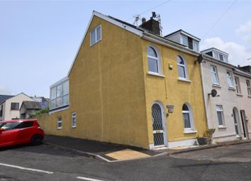 Thumbnail 1 bed end terrace house for sale in 1 Concrete Cottages, Milford Haven, Pembrokeshire