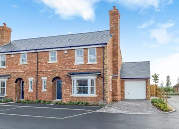 Thumbnail 3 bed semi-detached house for sale in New Street, Waddesdon, Aylesbury, Buckinghamshire
