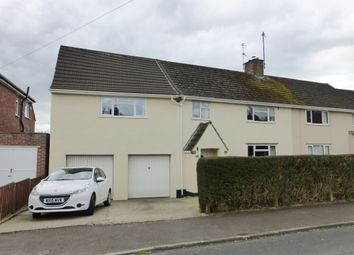Thumbnail 4 bedroom semi-detached house for sale in Westbourne Grove, Yeovil
