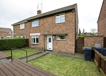 Thumbnail 3 bed semi-detached house for sale in Gleneagles Road, Sunderland, Tyne And Wear