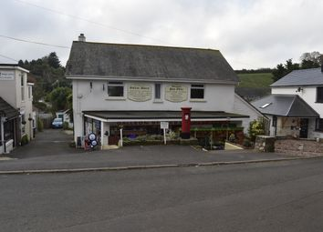 Thumbnail Retail premises for sale in Stoke Gabriel Road, Galmpton, Brixham, Devon