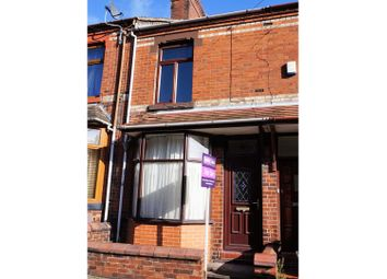 Thumbnail 2 bed terraced house for sale in Campbell Terrace, Stoke-On-Trent
