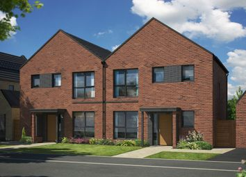 "Thumbnail 3 bedroom semi-detached house for sale in ""The Elm"" at Mount Ridge, Birtley, Chester Le Street"