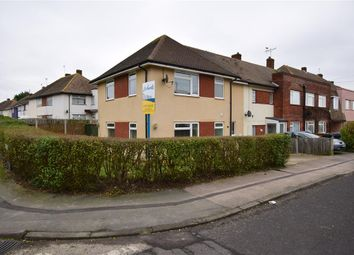 Thumbnail 3 bed end terrace house for sale in St. Johns Avenue, Ramsgate, Kent