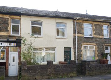 Thumbnail 3 bed terraced house for sale in Islwyn Road, Cross Keys, Newport