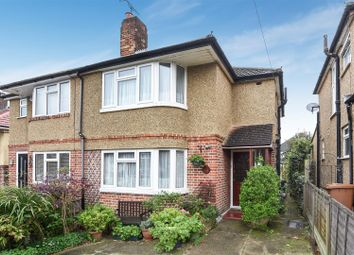 Thumbnail 3 bed semi-detached house for sale in Beechcroft Avenue, Croxley Green, Rickmansworth