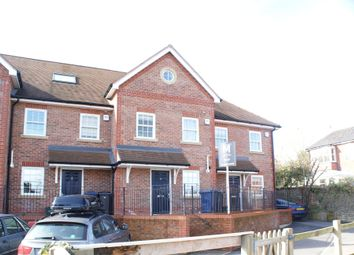 Thumbnail 1 bed town house to rent in Windsor Close, Godalming