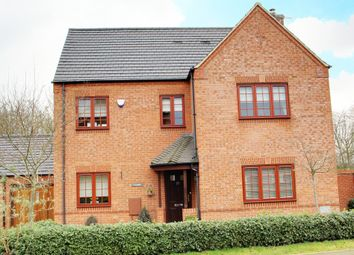 Thumbnail 4 bedroom detached house for sale in Dean Forest Way, Broughton, Milton Keynes
