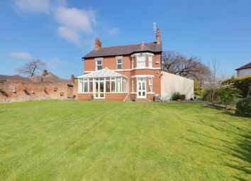 Thumbnail 7 bedroom detached house for sale in Saughall Road, Chester, Cheshire