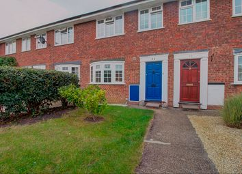 Thumbnail 3 bed terraced house for sale in Somertons Close, Guildford
