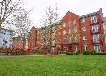 Thumbnail 2 bed flat for sale in Coxhill Way, Aylesbury