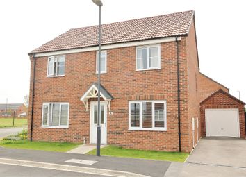 Thumbnail 4 bedroom property for sale in Fir Tree Close, Selby