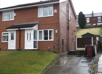 Thumbnail 2 bed semi-detached house to rent in Middlebrook Drive, Lostock, Bolton