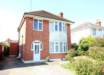 Thumbnail 3 bed detached house for sale in Lulworth Avenue, Hamworthy, Poole