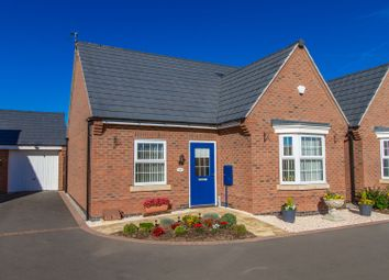 Thumbnail 2 bed detached bungalow for sale in Netherfield Drive, Leicester