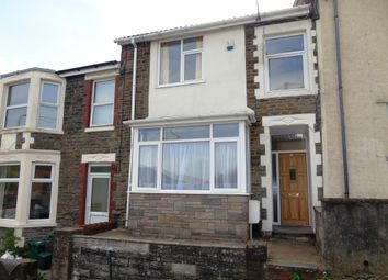 Thumbnail 5 bed terraced house for sale in Stow Hill, Treforest, Pontypridd