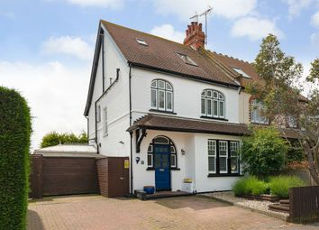 Thumbnail 4 bed semi-detached house for sale in Salisbury Road, Herne Bay