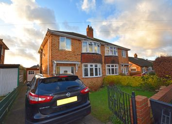 Thumbnail 3 bed semi-detached house for sale in Kingsway, Newby, Scarborough