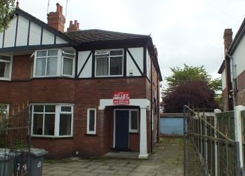 Thumbnail 4 bed semi-detached house to rent in Becketts Park Drive, Leeds, West Yorkshire