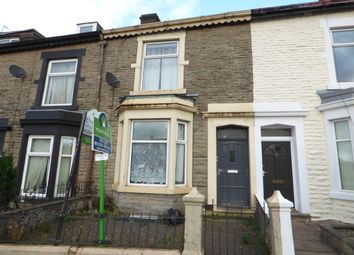 Thumbnail 1 bed terraced house to rent in Redearth Road, Darwen