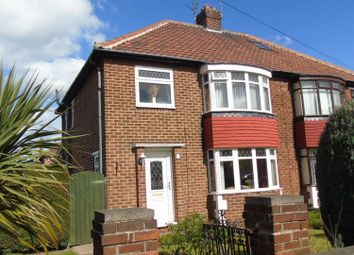 Thumbnail 3 bedroom semi-detached house for sale in Keswick Road, Normanby, Middlesbrough