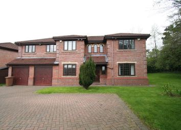 Thumbnail 5 bed detached house for sale in Hillkirk Drive, Shawclough, Rochdale