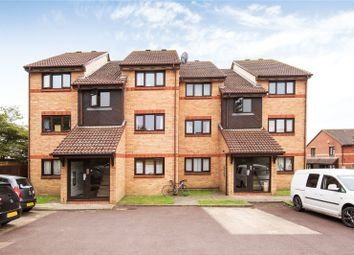 Thumbnail 1 bedroom flat for sale in Escott Place, Ottershaw, Surrey