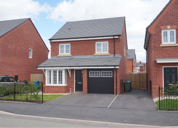 Thumbnail 4 bed detached house for sale in Byron Terrace, Manchester