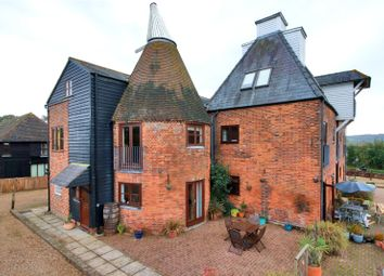 Thumbnail 4 bed end terrace house for sale in Spring Grove Oast, Harville Road, Wye, Ashford, Kent