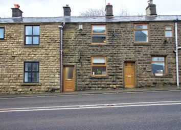 Thumbnail 2 bed terraced house for sale in Rochdale Road, Ramsbottom, Bury, Lancashire