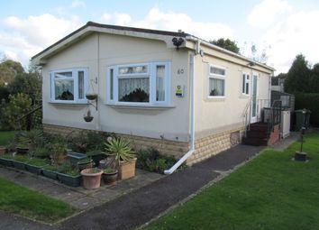 Thumbnail 2 bed mobile/park home for sale in The Oaks Park, Horsham Road, Beare Green, Dorking, Surrey