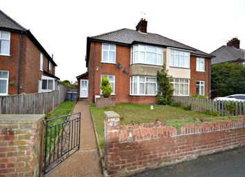 Thumbnail 2 bed flat for sale in High Road West, Felixstowe