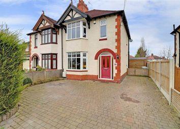 Thumbnail 3 bed semi-detached house for sale in Park Estate, Shavington, Crewe